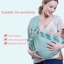 Baby Sling Multifunction Breathable Ergonomic Carrier  Infant Newborn Comfortable Backpack Kid Carriage