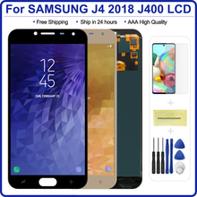 Adjust Brightness For Samsung Galaxy J4 2018 J400 J400F J400H J400M J400G/DS LCD Display Touch Screen Digitizer