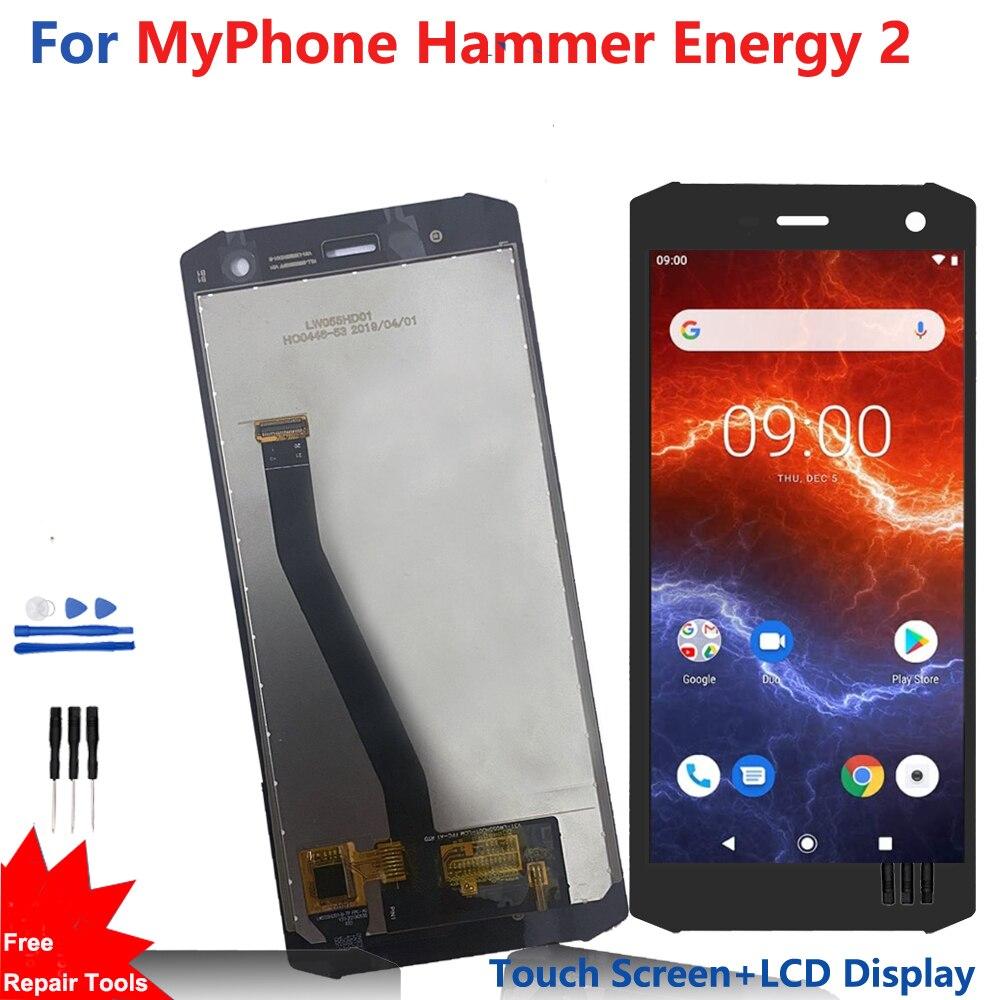 Оригинальный для myphone hammer energy 2 дисплей сенсорный экран