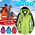 Женская куртка для катания на лыжах  водонепроницаемая куртка с флисовой подкладкой для активного отдыха  походов  сноуборда  ветрозащитна...