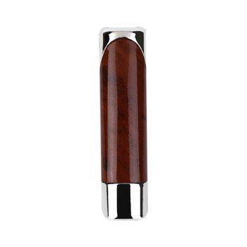 Imitacja drewna samochodowego hamulec ręczny uchwyt hamulca ręcznego osłona hamulca ręcznego uniwersalna ochrona dźwignia hamulca ręcznego tanie i dobre opinie CN (pochodzenie) Hand brake Protect Cover Plastic with chrome in wooden