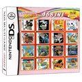 468 In 1 Pokemon Album Video Spiel Karte Patrone Konsole Karte Zusammenstellung für Nintendo DS 3DS 2DS NDS NDSL NDSI