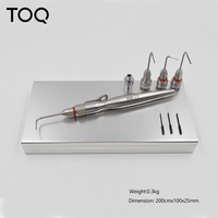 Endo surgical files remove kit with 4 tips dental product for broken file removal dental Root canal treatment Endo surgical