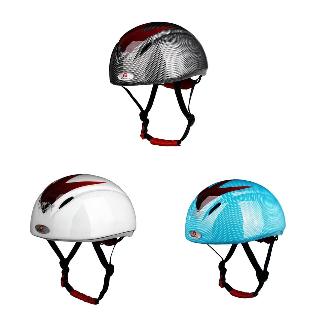 Ultralight Skate Bicycle Helmet Adjustable Sweatsaver Liner Helmet for Skateboarding BMX Roller Skating Cycling