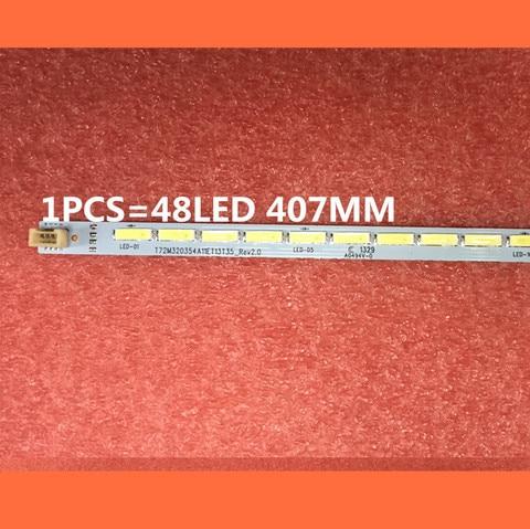 retroiluminacao led para t c l l32f2570b l32f2590b l32f1590b l32f1590b barra de luz tot32lb led7020