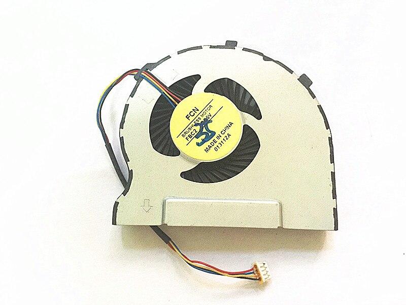 Оригинальный новый вентилятор процессора для Lenovo ideapad Z380 Z380A Z380AM охлаждающий вентилятор для ноутбука