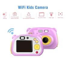 Wifi Kids Camera, 2-Inch HD Digital Dual Camera