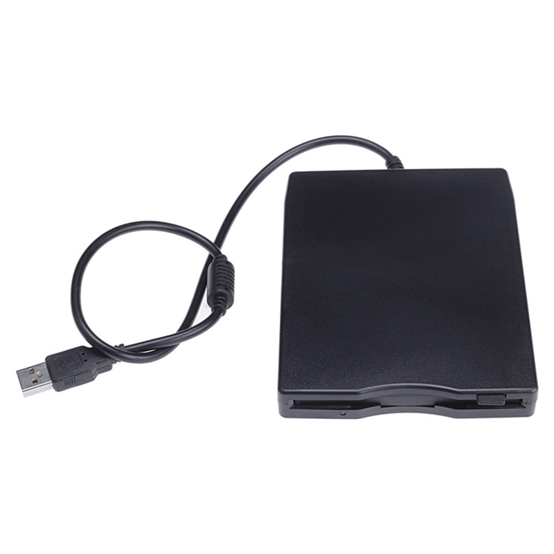 3.5inch Mobile Floppy Driver USB/FDD External Floppy Disk Drive Reader Data Storage Device For PC Laptop Notebook