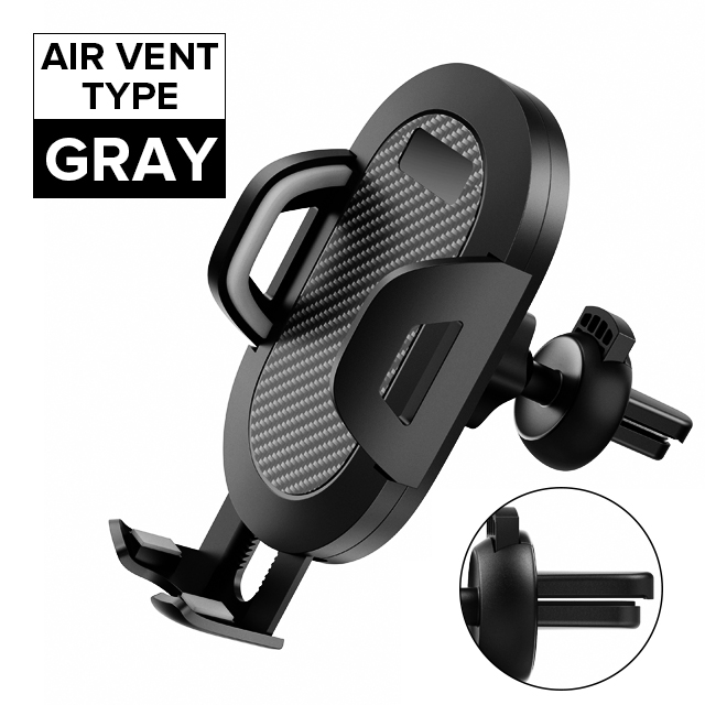 Gray Air Vent Type