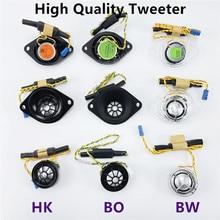 Carro antes e depois do chifre para bmw f10 f11 g30 f30 f34 f26 f48 f15 série tweeter alto-falante sistema de música acessórios