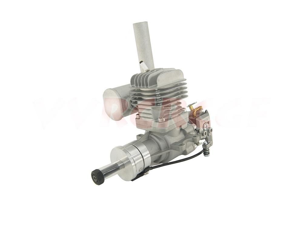 New Arrival! RCGF 16CCBM 16cc Petrol/Gasoline Engine with Side exhaust pipe/ Muffeller for RC Airplane