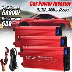 inverter 12v 220v 5000W Voltag