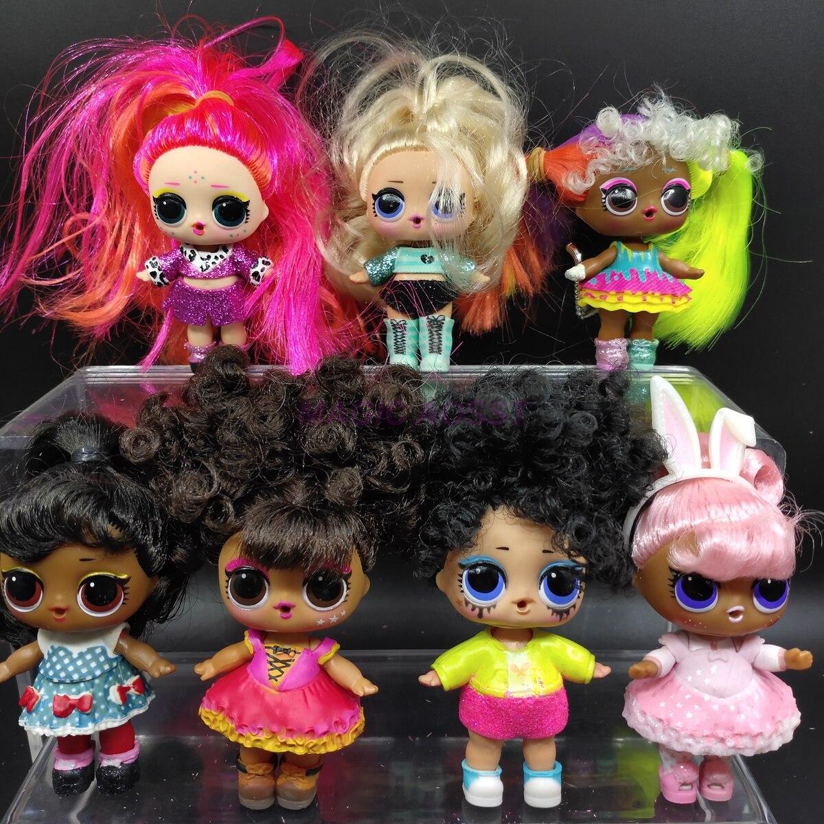 lol surprise doll Big Sister Boys Unicorns Head Accessories Girls Christmas gift
