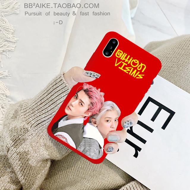 EXO-SC ALBUM 1 BILLION VIEWS THEMED IPHONE CASE