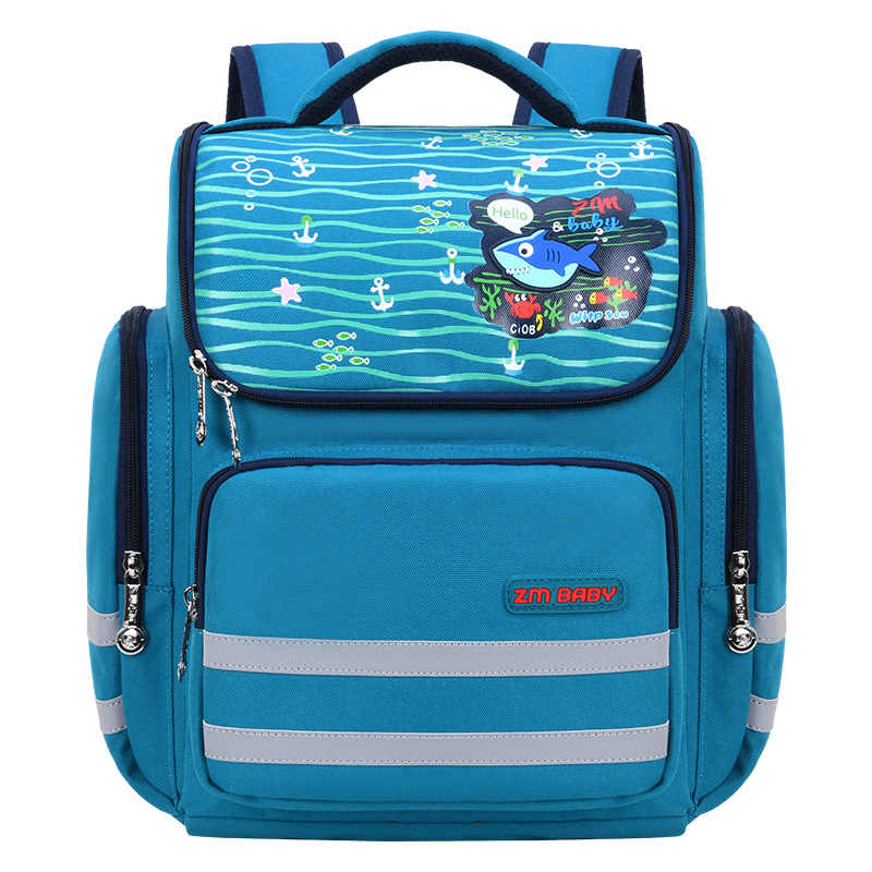 Kids backpack Primary School Bags For Boys Girls orthopedic school Backpacks Waterproof Schoolbag kids Book Bag mochila infantil