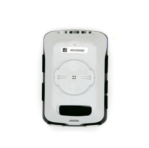 For Garmin Edge 520 Back Cover Case With Li-ion Battery White Colour , Double-sided Tape , Repair Tools Repair Part