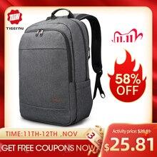 Tigernu anti roubo usb bagpack 15.6 a 17 polegada portátil mochila para homens menino saco de escola feminino masculino viagem mochila negócios bagpack