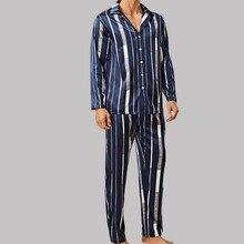 WENYUJH мужские пятна шелк пижама комплект мужские пижамы шелк одежда для сна мужчины сексуальный современный стиль мягкий уютный атлас ночная рубашка лето одежда для отдыха
