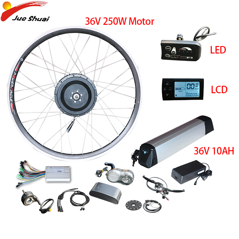 "EU DUTY FREE 48V 1500W Front Wheel Ebike Conversion Kit Elcetric Bicycle 20/""-29/"""
