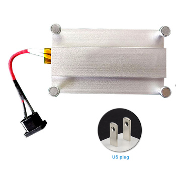 BGA Chip Quick Repair Fever Plate Tool Multifunctional Heating LED Lamp Bead Desoldering Station 550W Preheating Thermostat