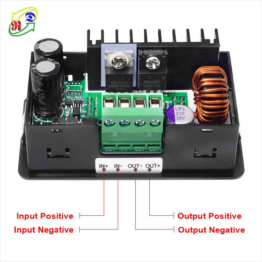 DPS3005 Communicatie Functie Constante Spanning stroom Step-down Voedingsmodule Voltage converter LCD voltmeter 30V 5A