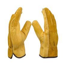 Новые модные садовые перчатки толстые и Прочные мягкие устойчивые к порезам кухонные садовые мясные варежки инструмент для транспортировки сада