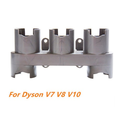 <font><b>Storage</b></font> <font><b>Bracket</b></font> Holder Absolute <font><b>Vacuum</b></font> <font><b>Cleaner</b></font> Parts Brush Tool Nozzle Base <font><b>for</b></font> <font><b>Dyson</b></font> <font><b>V7</b></font> <font><b>V8</b></font> <font><b>V10</b></font> V11 Accessories image