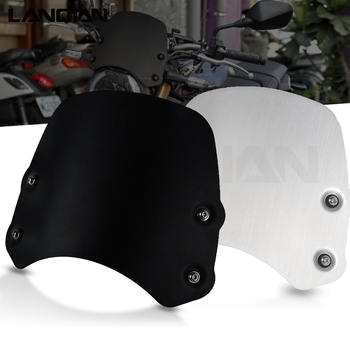 Motorcycle Windshield Wind Screen Extention Kit For Honda CB650R Neo Sports Cafe 2019 2020 CB1000R Neo Sports Cafe 2018 UP