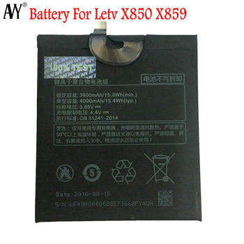 AVY Battery For Letv LeEco Le Max 3 X850 X859 Mobile Phone Rechargeable Li-ion Batteries