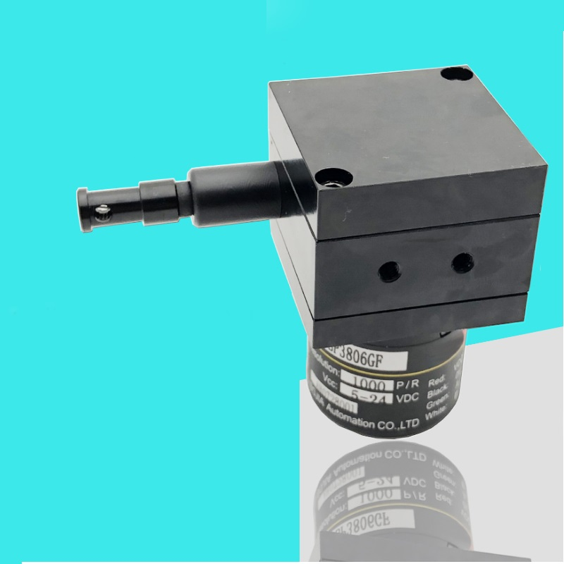 Drawstring Cable Linear Displacement Encoder High Precision Wire Displacement Sensor Distance Measuring Electronic Ruler