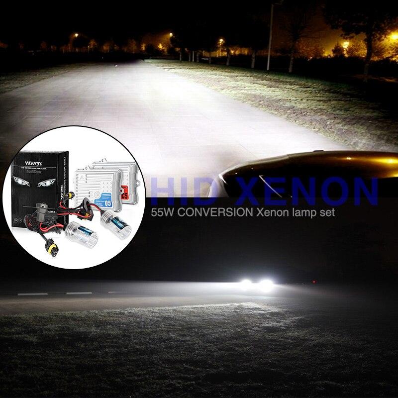Image 5 - RACBOX 12V AC 55 ワットのエラーフリー Canbus または高速高輝度高速スタート Hid キセノンキット H1  H3 H7 h8 H9 H11 9005 9006 canbus HID バラスト    グループ上の  自動車