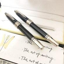 Mb caneta fonte jfk escola papelaria esferográfica caneta material de escritório tinta m006 nenhuma caixa