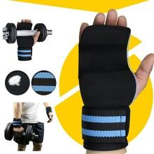 Gewichtheben Handgelenk Riemen Heben Hantel Hantel Straps Power Lifting Handschuhe Fitness Bodybuilding Gym Ausrüstung für Hause