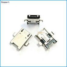 2 יח\חבילה Coopart USB טעינת נמל Dock Connector עבור Asus ZENPAD 10 Z300C P024 c300m z308cl z308c Z380KL me103K P022 p023