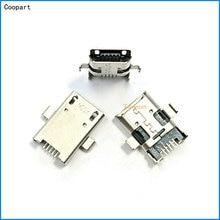 2 pçs/lote Coopart USB Conector Dock de Carregamento Porta para Asus ZENPAD 10 Z300C P024 c300m z308cl z308c Z380KL me103K P022 P023