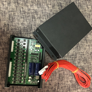 Image 4 - 1A 2A 5A 10A denge lityum pil aktif ekolayzır Bluetooth 2 ~ 24S BMS Li ion Lipo Lifepo4 LTO dengeleyici koruma levhası