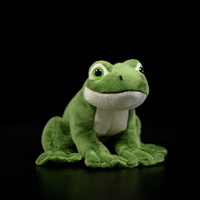Frog plush toy simulation frogs animal soft stuffed dolls birthday gift for children about 45cm simulation dogs and tigers plush toy stuffed animal dolls kids children birthday gift toys