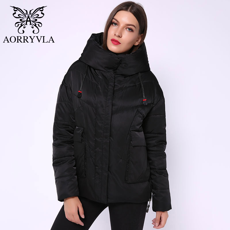 Women's Thick Winter Down Jacket 2