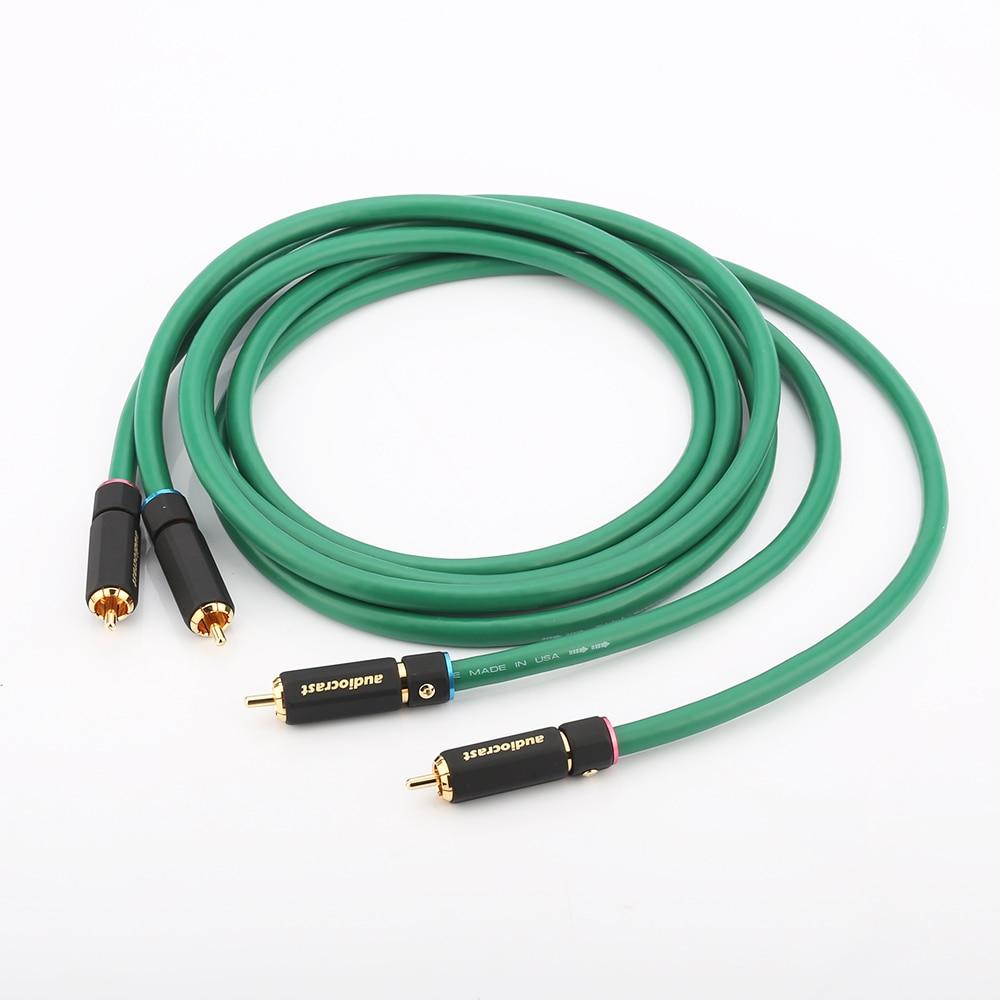 HI-End 2328 аудиокабель штекер-штекер HIFI RCA кабель 6N OFC RCA штекер-штекер аудиокабель