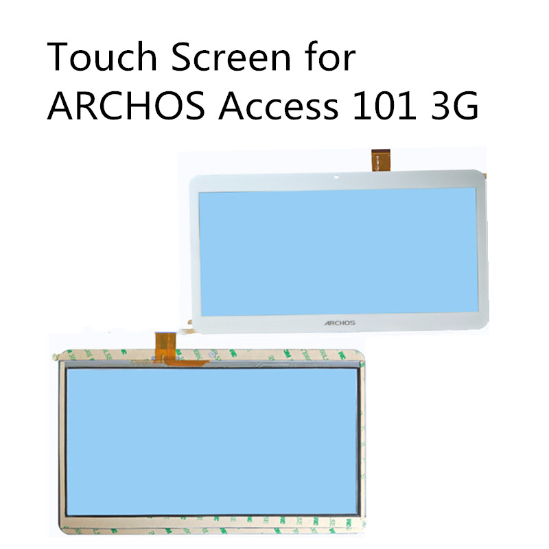 New Tablet Touch Screen For 10.1 ARCHOS Access 101 3G ACC10116 Ac101as3gv2 Digitizer Panel Replacement Glass Sensor