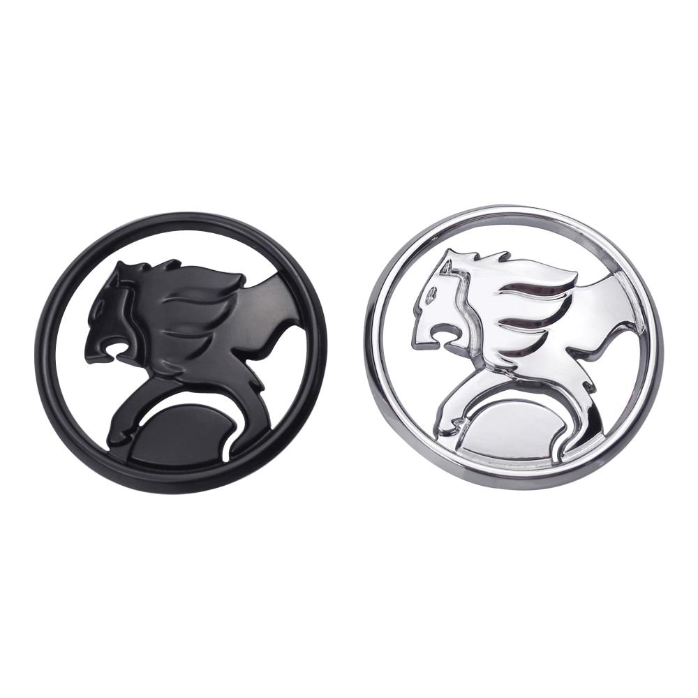 6.8cm For Holden Badge Car Stickers Metal Lion Logo Emblem Decal For Holden Cruze Captiva Commodore Colorado Hsv Car Accessories
