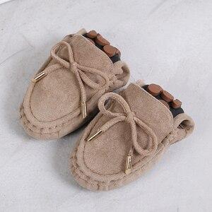 Image 4 - حذاء نسائي جديد صيفي بدون كعب حذاء أكسفورد 2020 حذاء نسائي مسطح غير رسمي أسود أخضر ناعم تصميم علامة تجارية بدون كعب