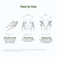 LANBENA Green Whitening Uv Sunscreen Cream Face Sunblock Body Sun Protection Solar Lotion SPF50+ Moisturizing Daily Care 40ml 6