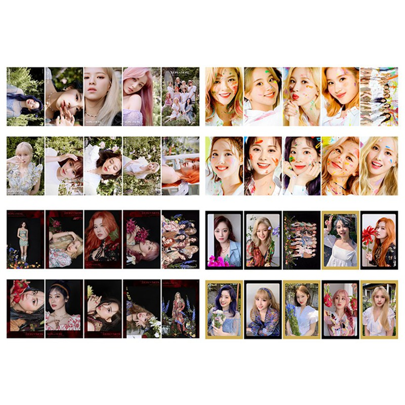 TWICE Photo Cards (Album Edition) 10PCS/set