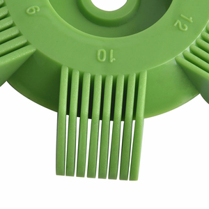 Image 5 - SPEEDWOW Car A/C Radiator Condenser Evaporator Fin Coil Comb Air Conditioner Coil Straightener Cleaning Tool Auto Cooling System