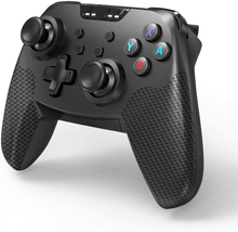 Wireless Controller for Switch/Switch  Gamepad Gyro Axis Wake Up Screen Capture Vibration Burst Function