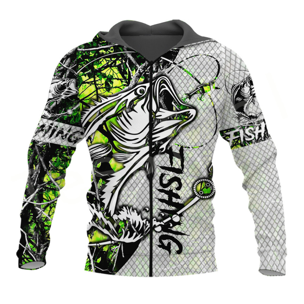 beautiful-fishing-camo-3d-all-over-printed-clothes-ta1094-zipped-hoodie
