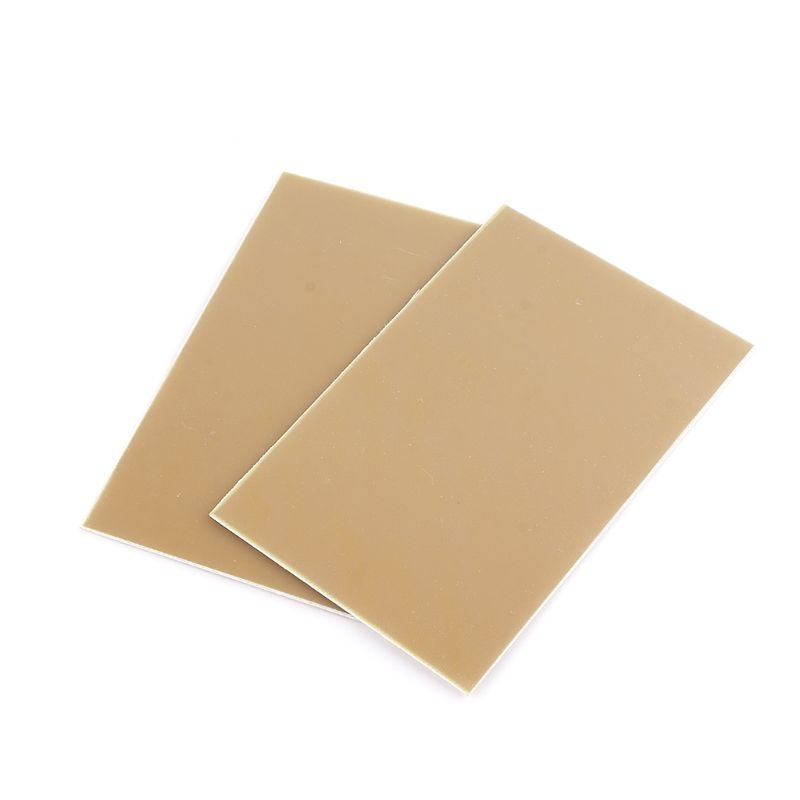 5pcs 10*15cm CCL Single Side PCB Copper Clad Laminate Board FR4 Circuit Board Composite Epoxy Material 40JE