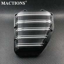 Cam-Cover Electra-Glide Motorcycle CNC for Harley Twin-Cam Touring Road-King Ultra Classic