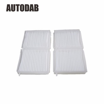 Quality Cabin Air Filter fit for Mazda 323 626 1997-2006 PREMACY GE6T-61-J6X PT59 image